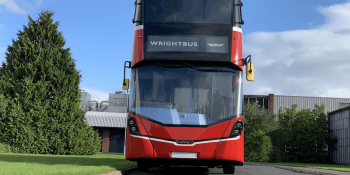 Wrightbus hydrogen bus