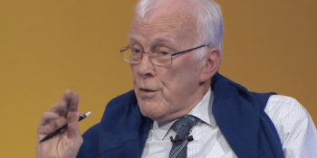 Sir Ian Wood on Question Time