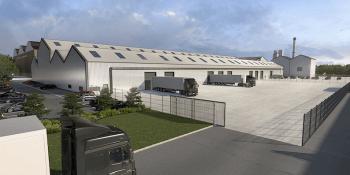 Agility Logistics at Westway