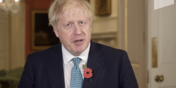 Boris Johnson addresses CBI 2020