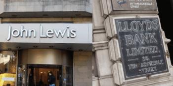 John Lewis and Lloyds