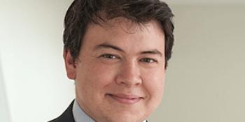 Nick McLaren of PwC