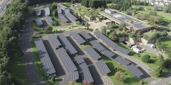 Perth car solar port