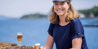 Sonja Mitchell Jump Ship Brewing