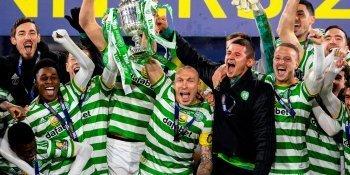 Celtic v Hearts Scottish cup