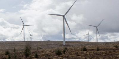 Kype Muir wind farm