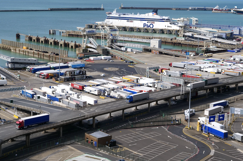 Port of Dover (Ethan Wilkinson)