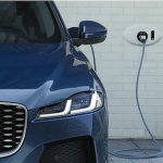 Jaguar electric car