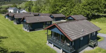 Logierait Lodges near Pitlochry