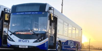 McGills-bus