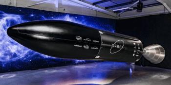 Orbex Prime rocket