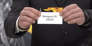 Rangers ticket