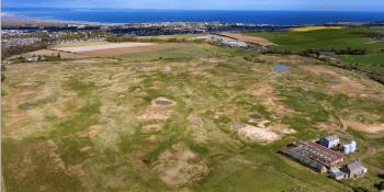 Feddinch-golf-course-site