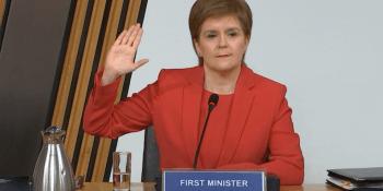 First-Minister- Nicola Sturgeon pledges-the-truth