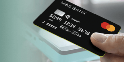 M&S credit card