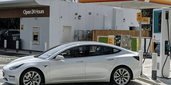 Shell-EV-charger