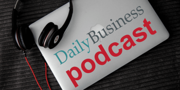 DAILY BUSINESS Podcast Logo