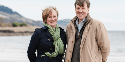 Jennifer Mackenzie and Joe Hallwood