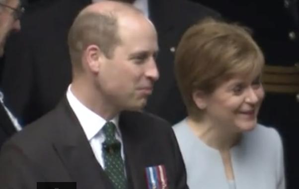 William and Sturgeon