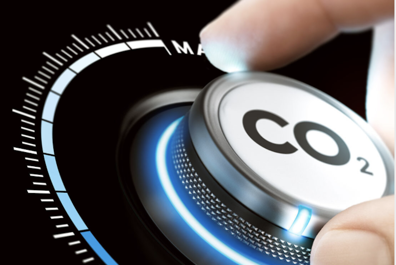 CO2 and carbon