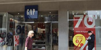 Gap Edinburgh