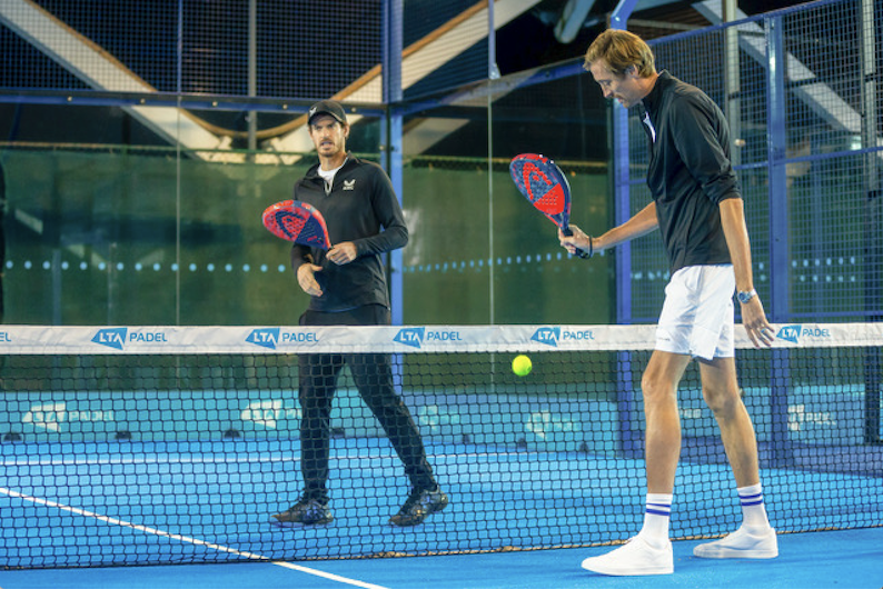Sir-Andy-Murray-and-Peter-Crouch-play-Padel