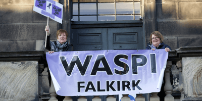 Waspi in Linlithgow