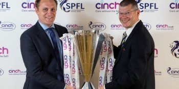 Cinch and Neil Doncaster