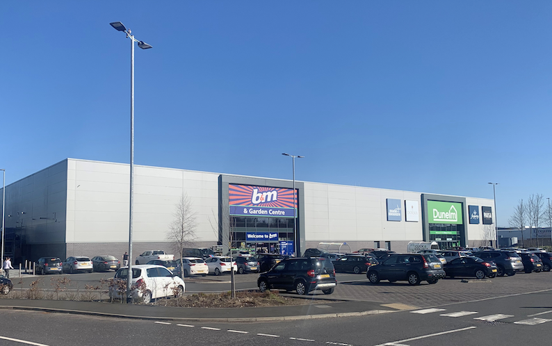 Livingston Retail Park
