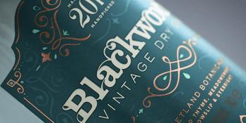 Blackwoods-gin