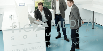 Donogh-Fitzgerald-Murray-Whyte-and-Kevin-Fallon-of-FlexMedical-Solutions