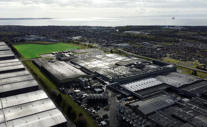 Diageo plans giant solar farm at packing plant