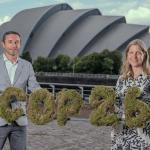 Steven Hamill, Chief Operating Officer at Scottish Edge, and Judith Cruickshank, Managing Director of Business Banking at Royal Bank of Scotland,