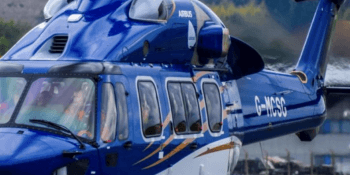 Babcock oil and gas aviation services