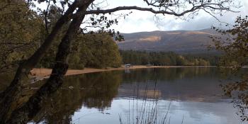 Loch-Morlich-in-Cairngorm-National-Park