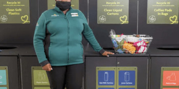 Morrisons recycling