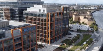 Barclays Glasgow campus