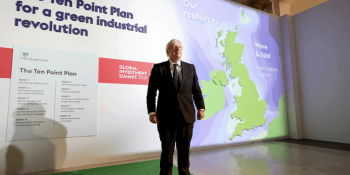 Boris and green revolution