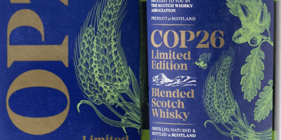 Cop26 scotch whisky