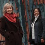 Joy-Lewis-and-Yvette-McLaren